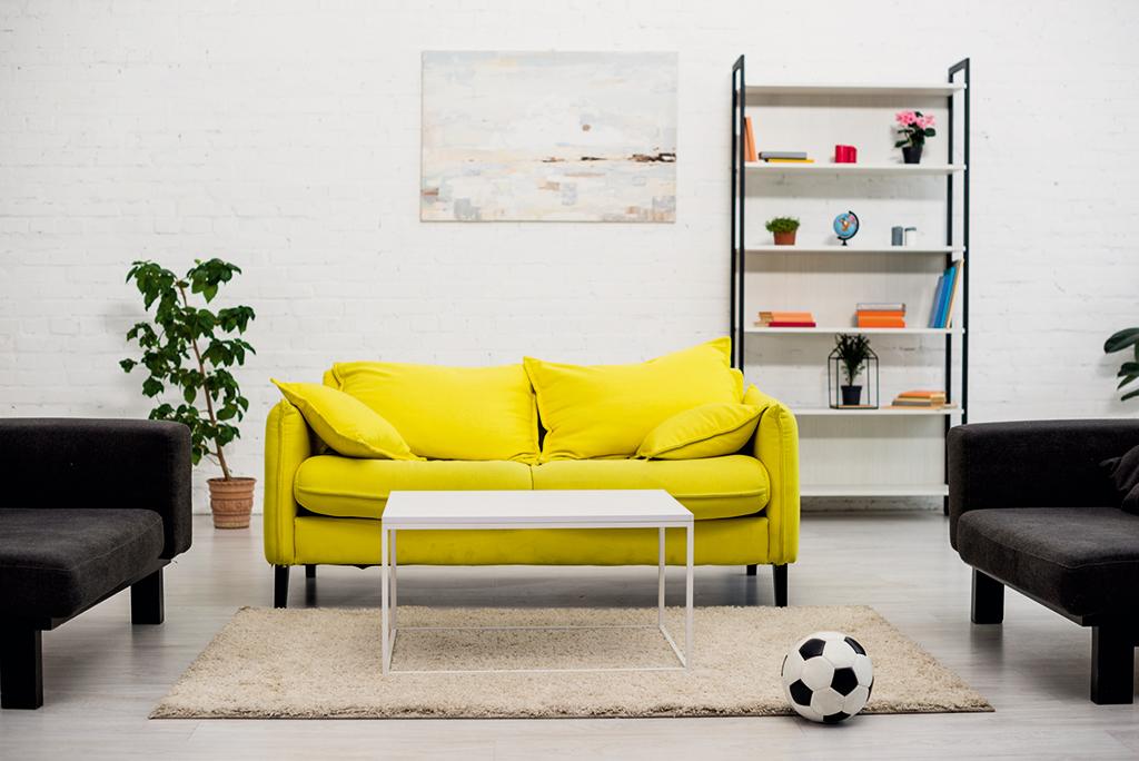 texturas, materialidad y mobiliario